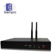 Gempro GP-712A Bluetooth VoIP Gateway 2 SIP Canale,Supporto: 3CX Asterisco 3G 4G