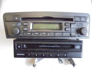 HONDA-CIVIC-2002-CD-RADIO-HEAD-UNIT-CD-AND-CHANGER