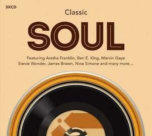 CLASSIC-SOUL-Various-Artists-NEW-amp-SEALED-3X-CD-SET-MOTOWN-R-amp-B-Spectrum