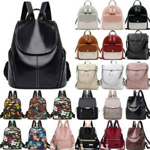 Women Backpack School College Laptop Bags Ladies Outdoor Trave Casual Schoolbags