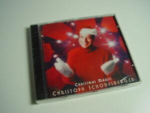 CHRISTMAS-MAGIC-CHRISTOPH-SCHOBESBERGER-Neue-CD-original-verpackt