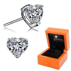 Top-Herz-Heart-Zirkonia-Ohrstecker-Ohrstick-aus-echt-925-Silber-Luxus-LED-Box