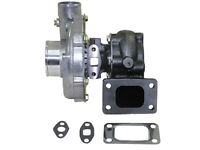 Ball Bearing T04e T3/t4 Turbocharger Turbo, .50 Ar Compressor, .63 Ar Turbine