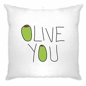 Valentines-Day-Cushion-Cover-Olive-You-Slogan-Funny-Couples-Food-Pun