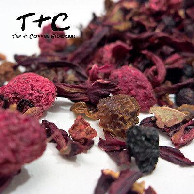 Raspberry - Wild Strawberry Delicious Fruit Loose Leaf Tea Low Price Premium Tea