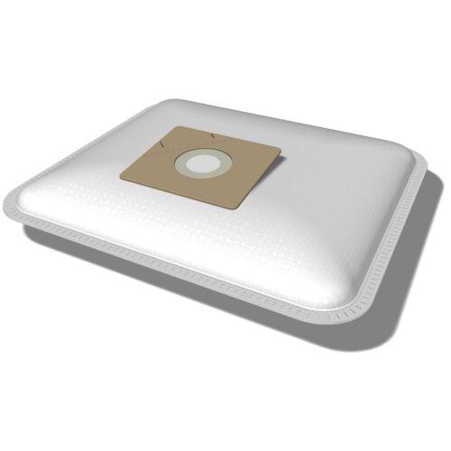 20 sacs pour aspirateur spu1 convient pour AEG-Electrolux AEG série Ergo esssence