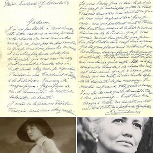 LAS-Germaine-DERMOZ-felicite-Louise-CONTE-Cardinal-d-039-Espagne-Montherlant-1964