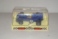 vintage SCALEXTRIC C100  TYRRELL 005 en BOITES slot car circuit routier