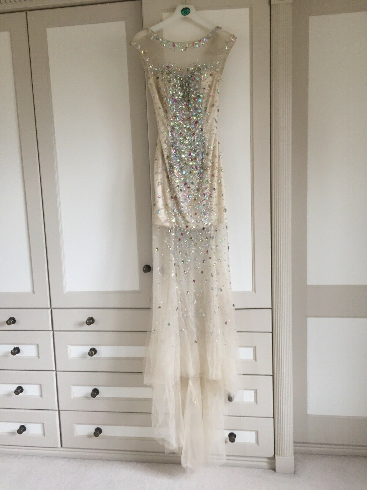 Kiss Me Kate sparkly prom/party dress