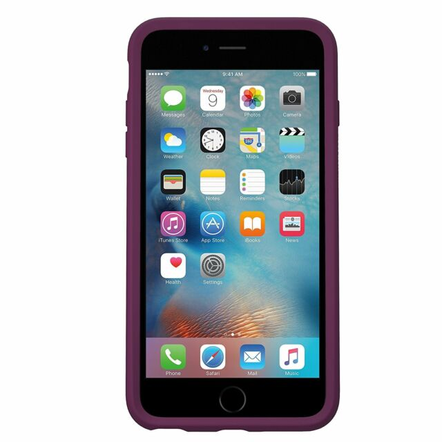 the latest 6c814 b75a9 OTTERBOX Symmetry Series Case for Apple iPhone 6 Plus 6s Perfected Angle