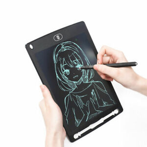 LCD Writing Tablet 8.5 Inches Childrens LCD Electronic Tablet Puzzle Graffiti Painting Early Education Writing Drawing Portable Board 3 Colors Color : Green, Size : 8.5 inches