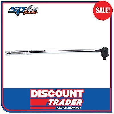 """SP Tools 1/2"""" Drive Flex Handle Wrench / Breaker Bar 600mm - SP23319"""