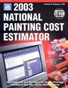 Craftsman book company national estimator