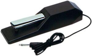 new korg ds 1h damper pedal digital piano half damper ebay. Black Bedroom Furniture Sets. Home Design Ideas