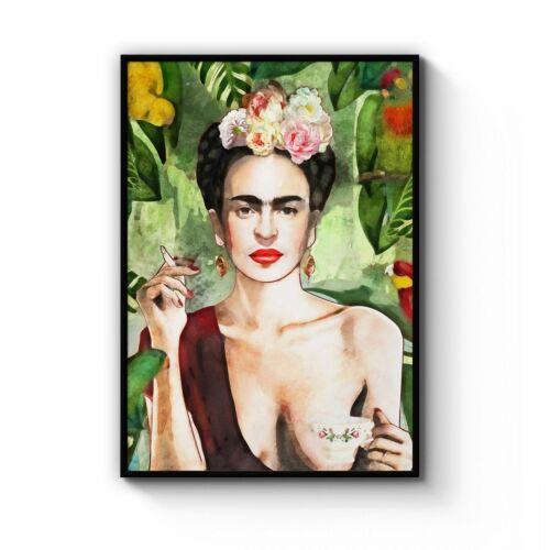 Frida Kahlo Con Amigos Art