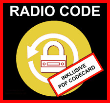 OBTAIN S//N PROCEDURE SERVICE PORSCHE CR220 CDR220 CDR210 RADIO BECKER
