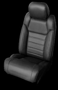 2014 2015 2016 2017 18 toyota tundra katzkin zkintech black leather seat covers ebay. Black Bedroom Furniture Sets. Home Design Ideas