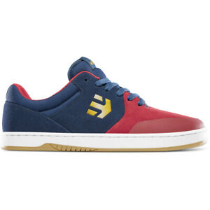 Etnies Skateboard Shoes Marana Red/Blue