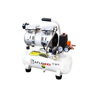 Whisper Silent Compressor 10 Liter Oil Free Low Noise 66db Clinic Air Compressor Vivid And Great In Style Hydraulics, Pneumatics, Pumps & Plumbing