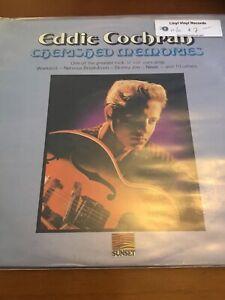 EDDIE COCHRAN - CHERISHED MEMORIES - VINYL LP - Sls 50289 - Great Rock N Roll