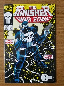 THE-PUNISHER-WAR-ZONE-10-1992-MARVEL-FN-VF-Buy-two-4-95-lots-amp-get-1-FREE