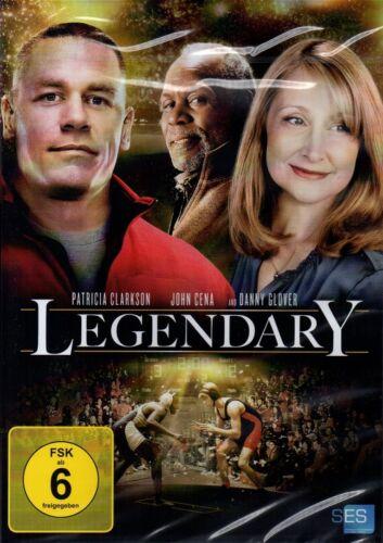 1 von 1 - DVD | Legendary - In jedem steckt ein Held | Mit John Cena - WWE Wrestling | Neu