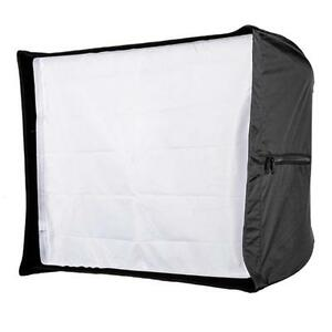"80*120cm/32*48"" Quadrangle Umbrella Softbox Diffuser Reflector for Flash G0K2"