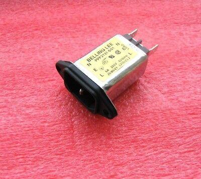 nuevo Belling LEE SF1010-3//01 3A//250V entrada de red IEC EMC//RFI Filtro Zócalo