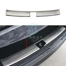 Rear Bumper Protector Door Sill plate Guard Pedal For Kia Sorento 2015-2017