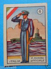 figurines picture cards cromos figurine v.a.v. vav 4 la guerra nostra 1942 italy
