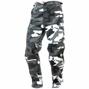 Mil-Tec BDU Ranger Combate Pantalones Urban