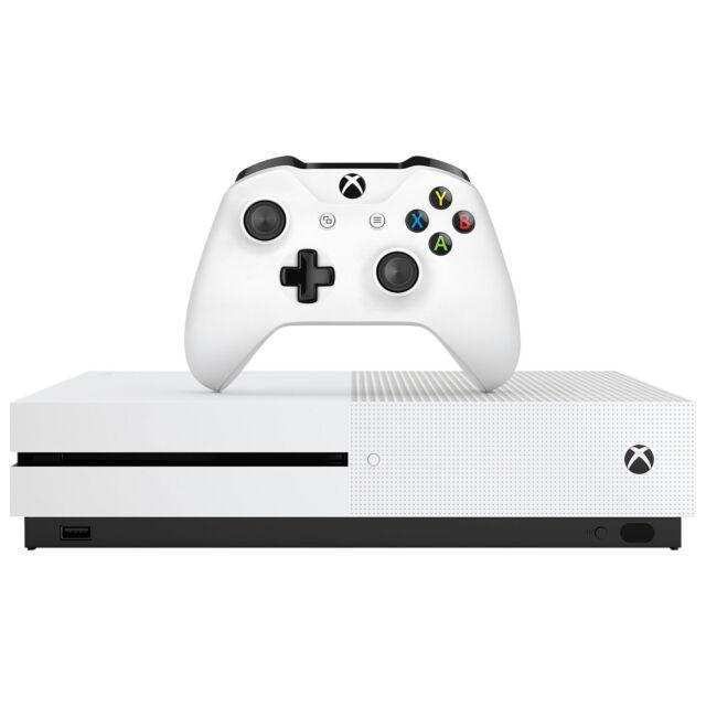 Microsoft Xbox One S 1TB Video Game Console White 1681