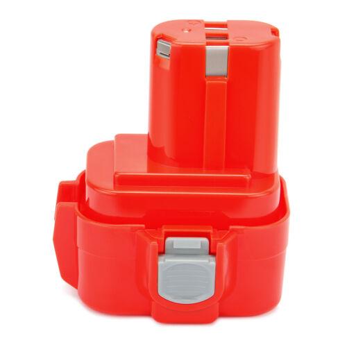 9.6V 3500mAh Ni-MH Battery for Makita PA09 9100 9120 9135 192638-6 6207D 6222D
