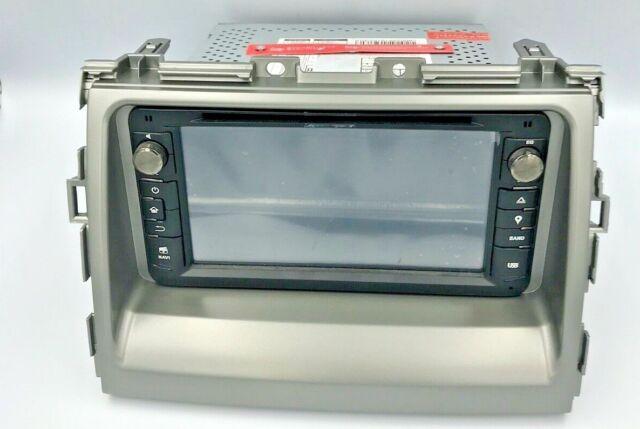 2Din Car Stereo Radio Fascia Panel Audio Frame For Toyota Estima Tarago Previa