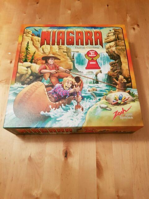 Spiel des Jahres 2005 ab 8 Jahren von Zoch 1A Top! Gesellschaftsspiele Niagara