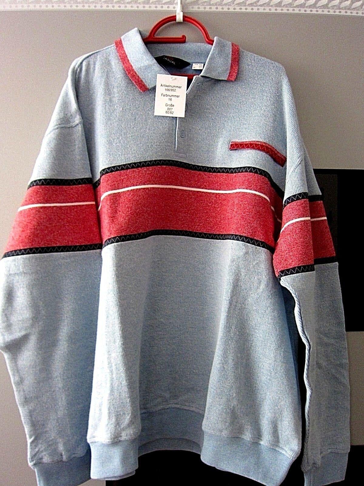 Herren schweißhemd Casual sehr hochwertig Herren hemd Herrenschweißhemd Gr.60 62