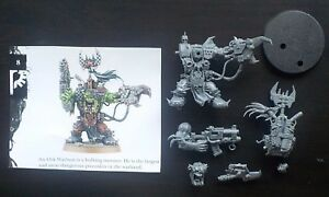 Warhammer-Space-Ork-Warboss-New-Games-Workshop-Free-Shipping