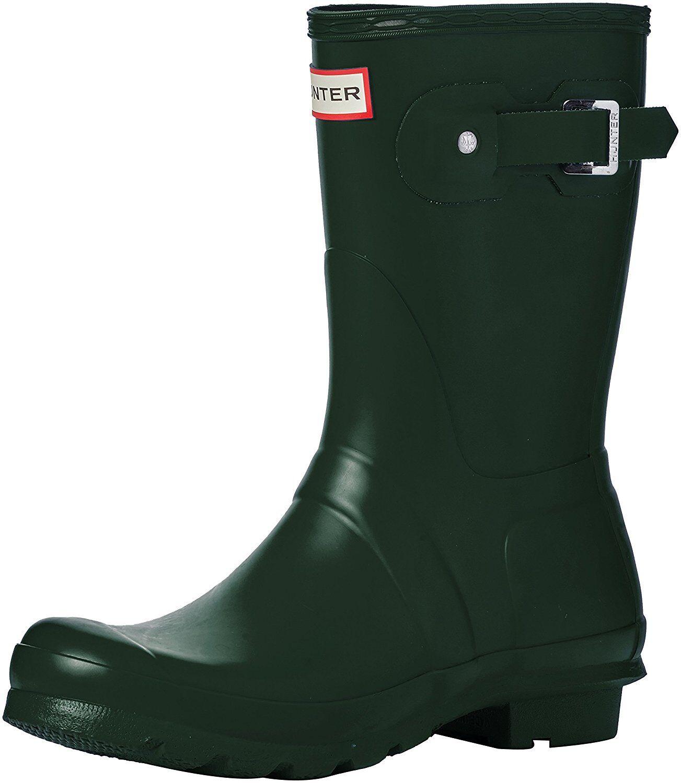 Hunter Women's Women's Women's Original Short Rain Boots d9af49