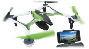 Dromida XL 370 Cuadricóptero teledirigido vista en primera persona Listo para Volar DIDE 06xx (varios Colors) Nueva En Caja