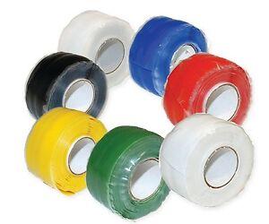 Silikonband, Rot, Rescue tape, Reparaturband, Silikon, Rallye, Racing