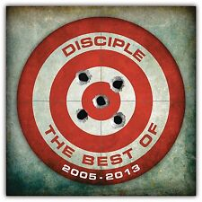The Best of Disciple 2005-2013 - Disciple (CD, 2015, Provident) - FREE SHIPPING