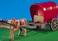 PLAYMOBIL VINTAGE 7219 FARMERS OX CART-KNIGHTS-3891-FACTORY SEALED IN BAG ADD-0N