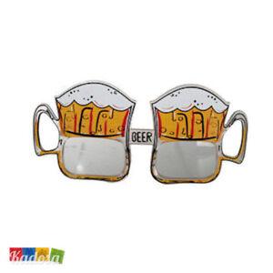 98ac4716ec Caricamento dell'immagine in corso Occhiali-Party -BEER-Birra-Festa-amici-photobooth-matrimonio-