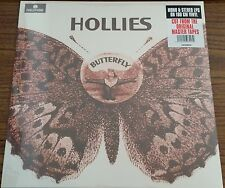 The Hollies BUTTERFLY (MONO & STEREO) 180g PARLOPHONE New Sealed Vinyl 2 LP