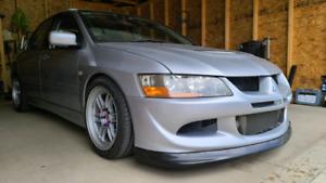 2003 Mitsubishi Evolution JDM GSR
