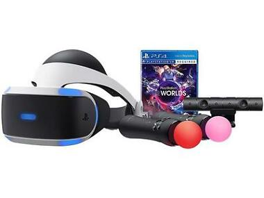 Sony PlayStation VR Headset Bundle