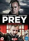 Prey Series 1 & 2 John SIMM Philip Glenister ITV R2 DVD Immediate DISPATCH