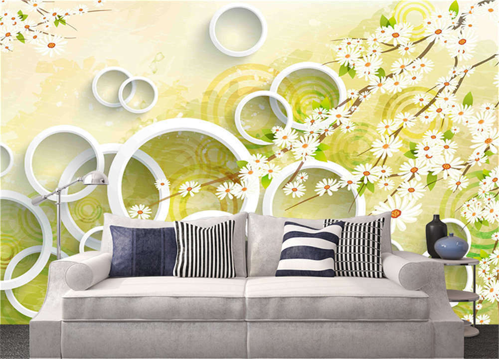Habitual Remote Lily 3D Full Wall Mural Photo Wallpaper Wallpaper Wallpaper Printing Home Kids Decor 452622