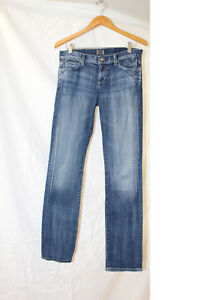 Of taglia Jeans Denim 27 Straight Citizens Blue Leg Humanity dqwtdaP