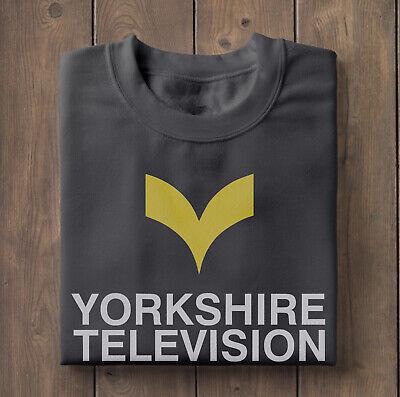 London Weekend Television T-shirt TV LWT Logo Retro BBC Vintage Regional 1970s B